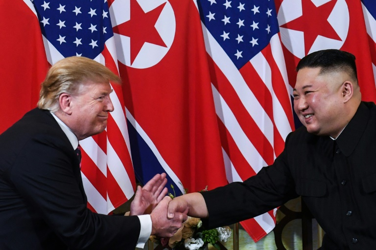 North Korea's missile tests not 'breach of trust': Trump
