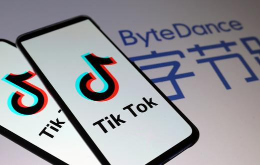 Tik Tok Logos-2-REUTERS