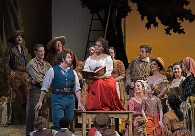 L'elisir Met Opera