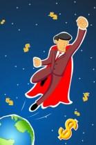 Customer Support Intelligence Superhero | Image Courtesy Of DigitalArt