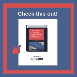 Customer Escalation Handbook