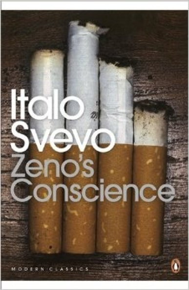 Cover of Zeno's Conscience