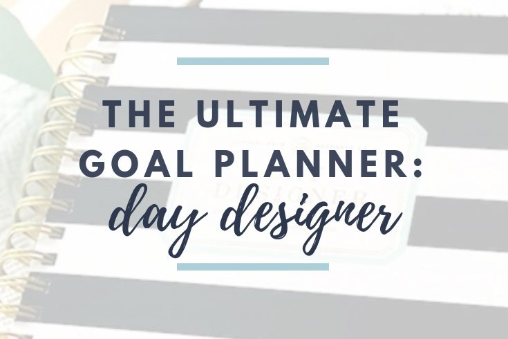 graphic regarding Day Designer Planner known as Working day Designer Research: The Top Objective Planner - The