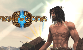 Jesus Forgives Fight of Gods Developers for Nerfing Him