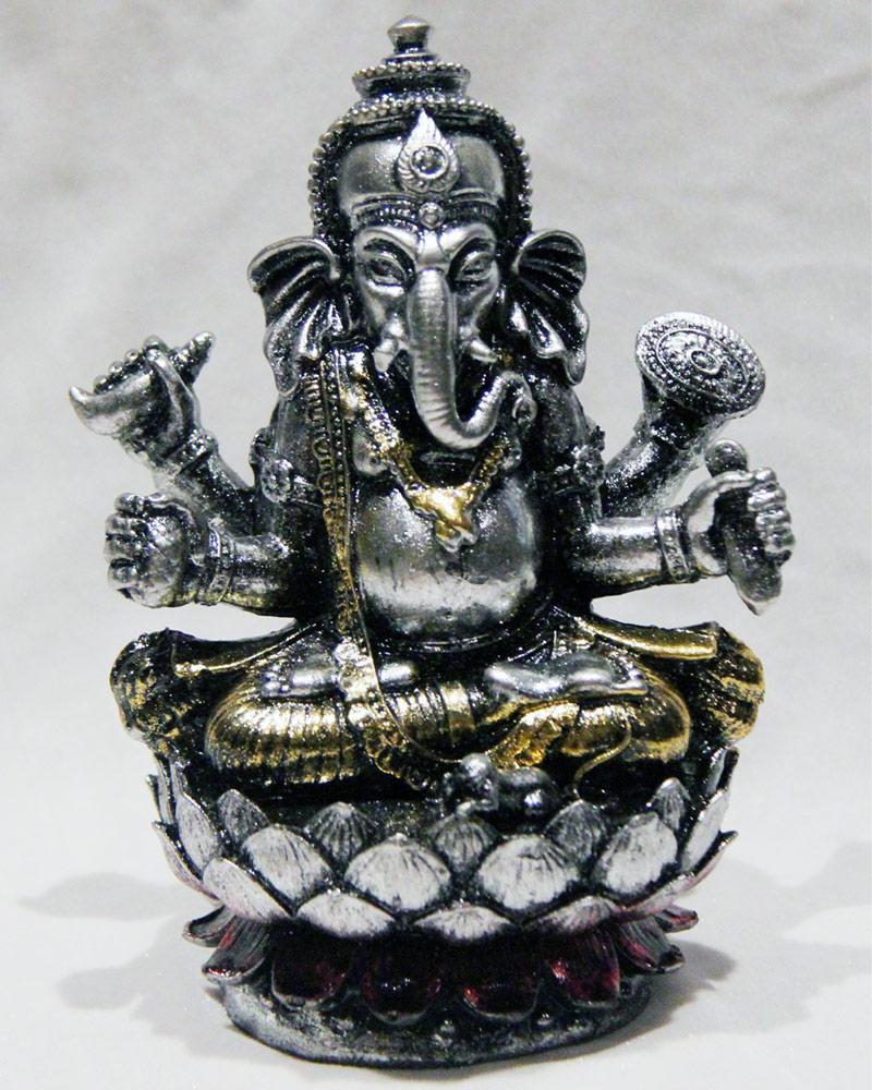 Ganesha: Silver
