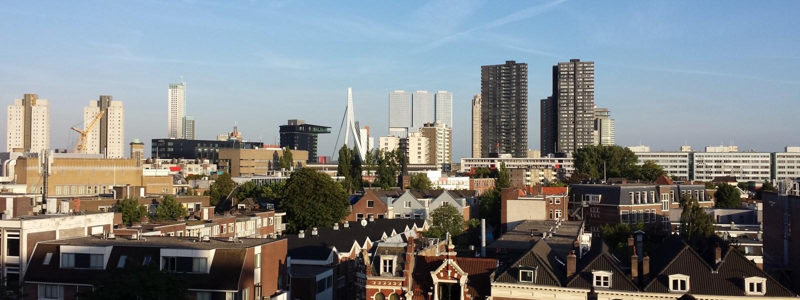 De 12 mooiste slaapplekken in onze hometown Rotterdam