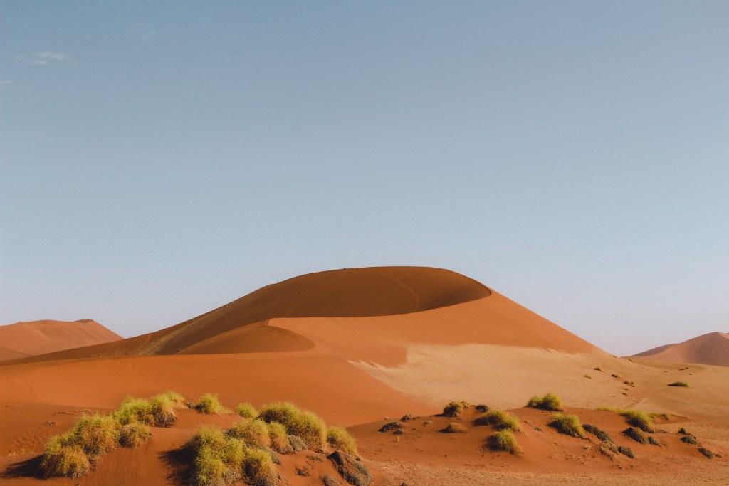 Big Momma Sossusvlei in Namibia | rondreis in Namibië | The Orange Backpack