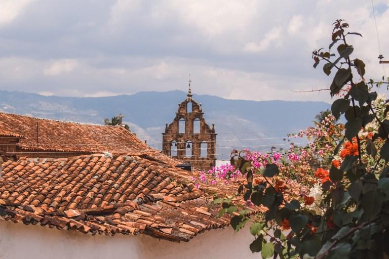Camino Real Colombia Barichara Gauné