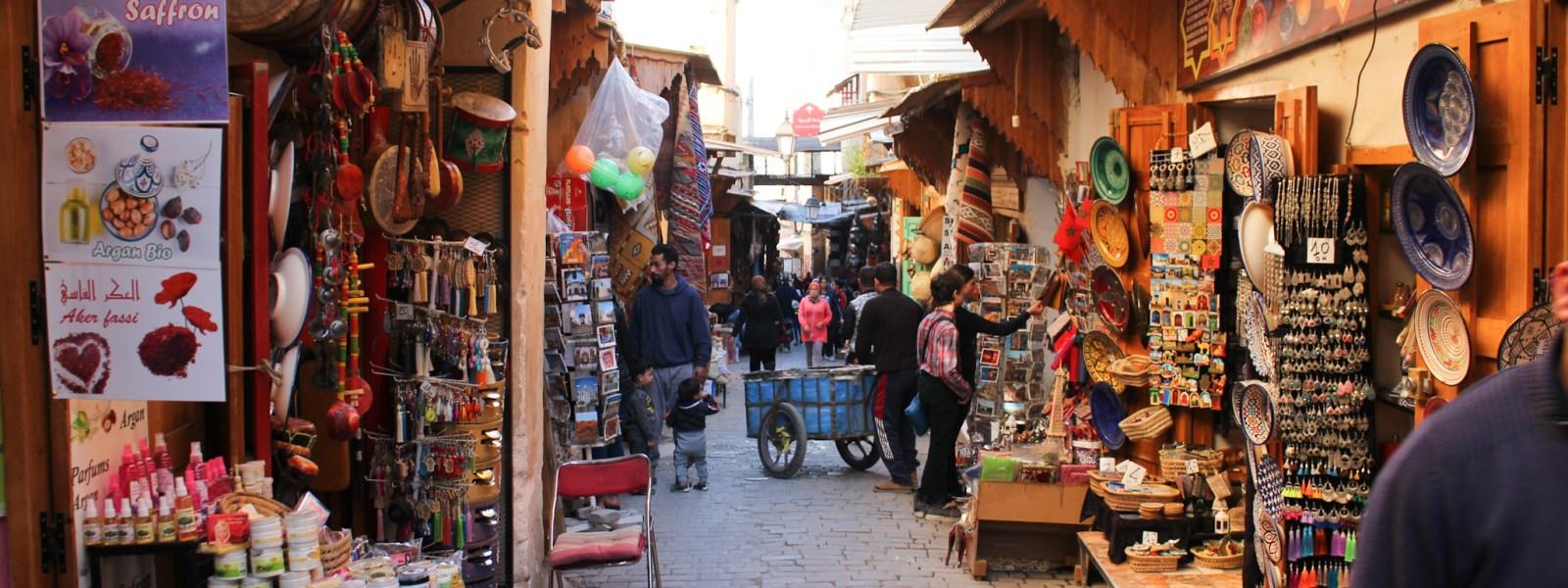 Fez in Marokko: bezienswaardigheden en highlights