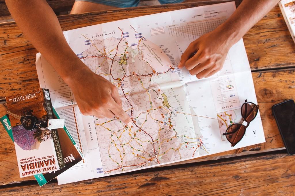 Windhoek | Reisroute Namibië | itinerary Namibia | The Orange Backpack