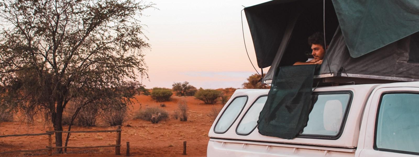 Kamperen in Afrika: de 8 beste kampeerbestemmingen