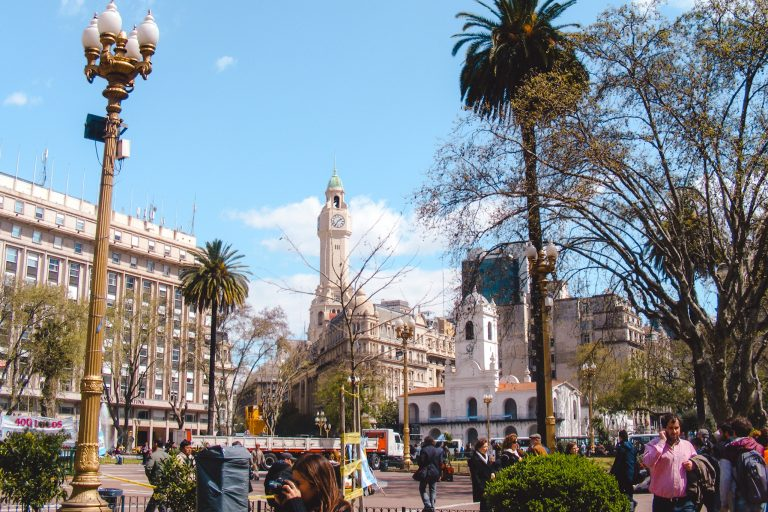 Buenos Aires | Argentina | The Orange Backpack