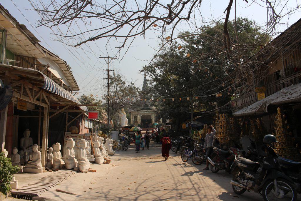 Mandalay | Myanmar | The Orange Backpack