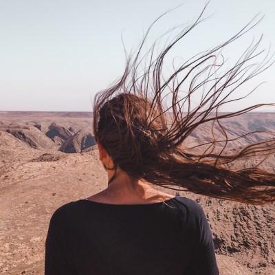 Namib | Namibia | The Orange Backpack