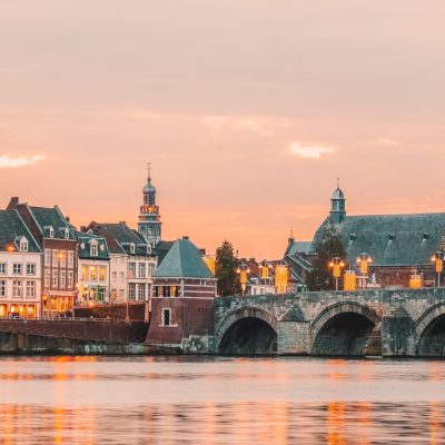 Maastricht   The Orange Backpack