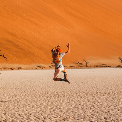 Sossusvlei in Namibia | rondreis in Namibië | The Orange Backpack