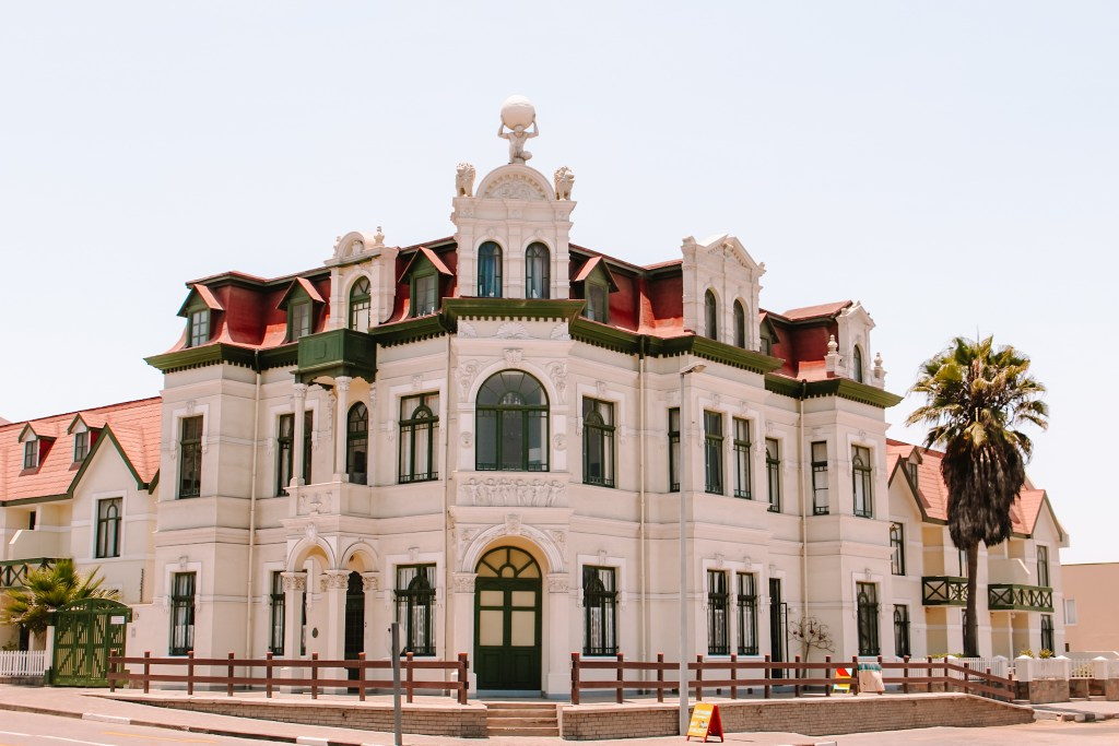 Swakopmund | The Orange Backpack