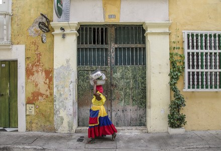 Cartagena de Indias | Colombia | The Orange Backpack