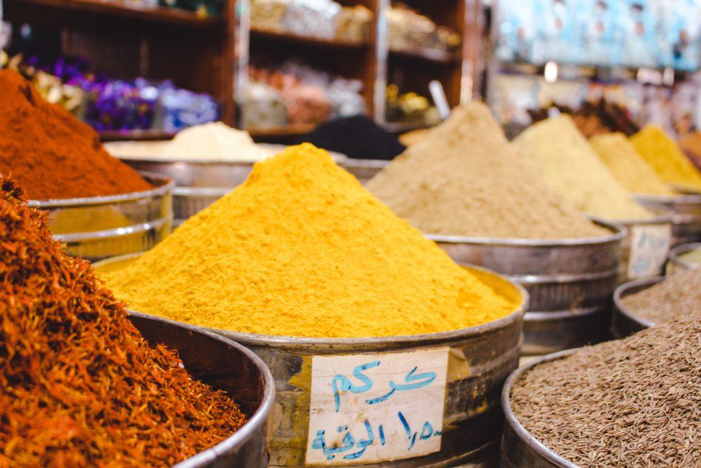 Amman | reisroute Jordanië | The Orange Backpack