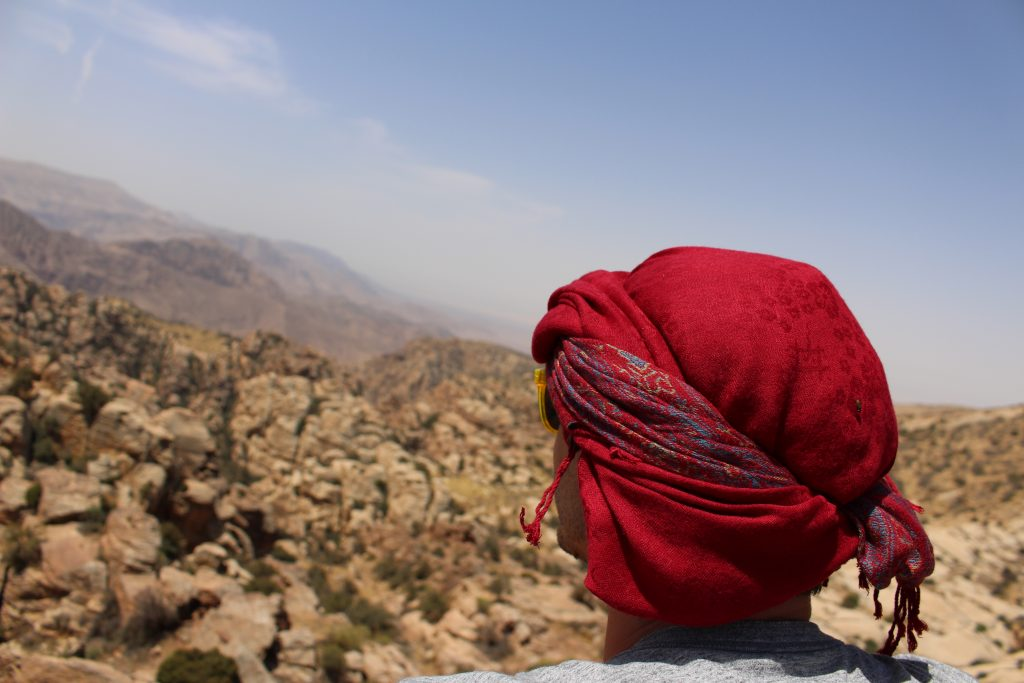 Dana | Jordanië | Jordan | The Orange Backpack