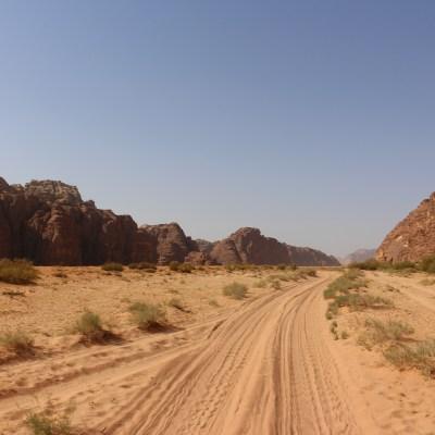 Wadi Rum | Jordan | Jordanië | The Orange Backpack