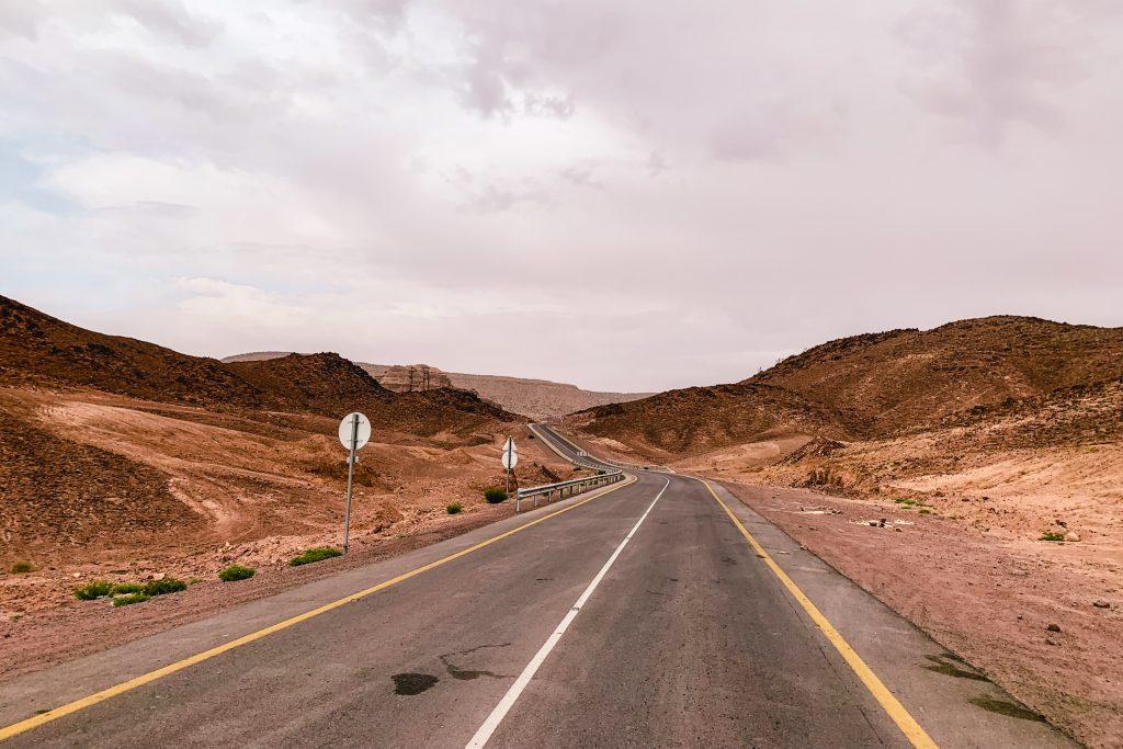 roadtrip Jordanië | The Orange Backpack