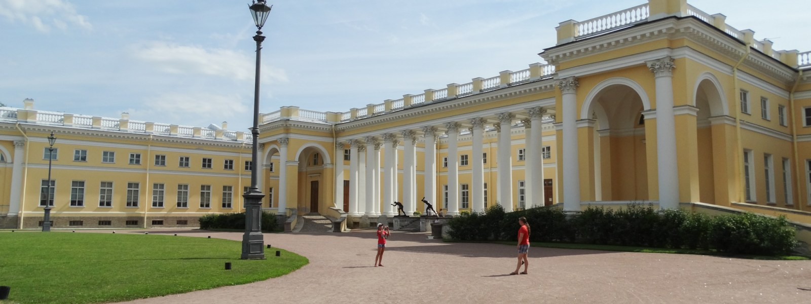 The Alexander Palace: Saint Petersburg off the beaten track