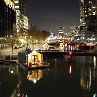 Wikkelboat | Slaapplekken Rotterdam | The Orange Backpack