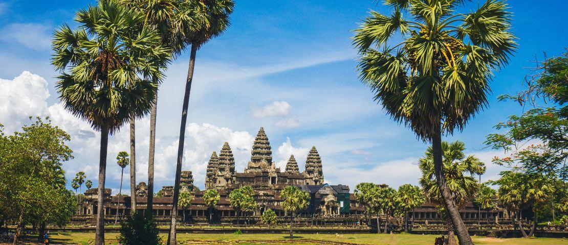 Angkor Wat in Cambodja: magisch tempelrijk in de jungle