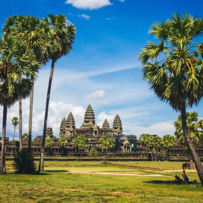 Cambodja | Angkor Wat | The Orange Backpack