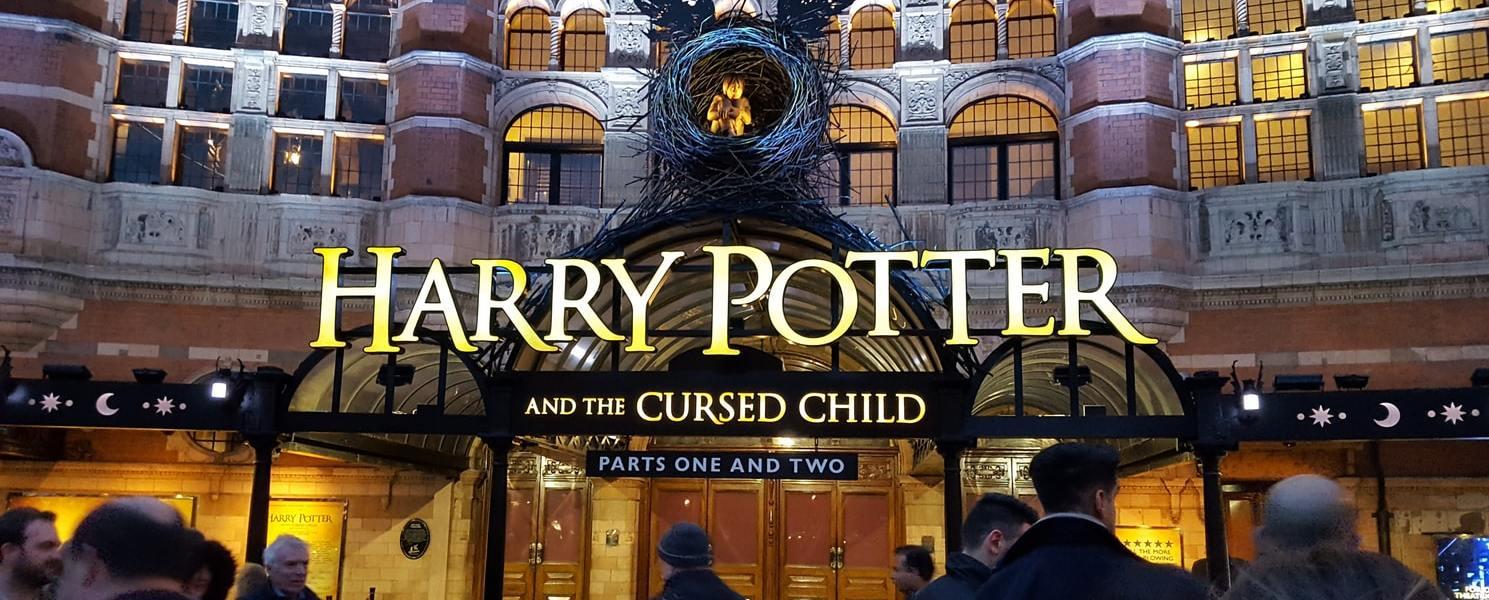 Create the ultimate London Harry Potter tour