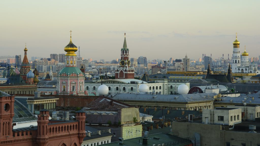 Moskou | Moscow | Rusland | Russia | The Orange Backpack