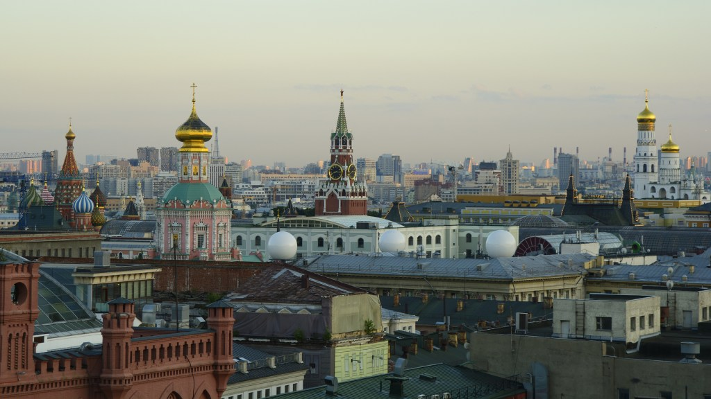 Moskou | Moscow | Rusland | Russia | The Orange Backpack