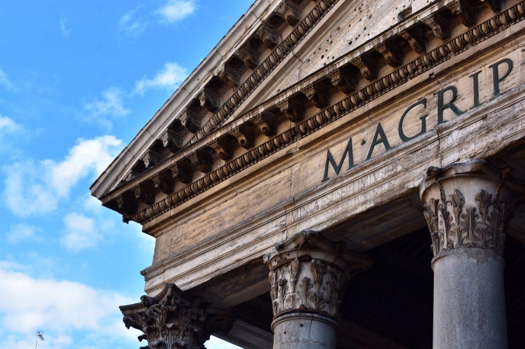 Rome | Pantheon | Italië | Italy | The Orange Backpack