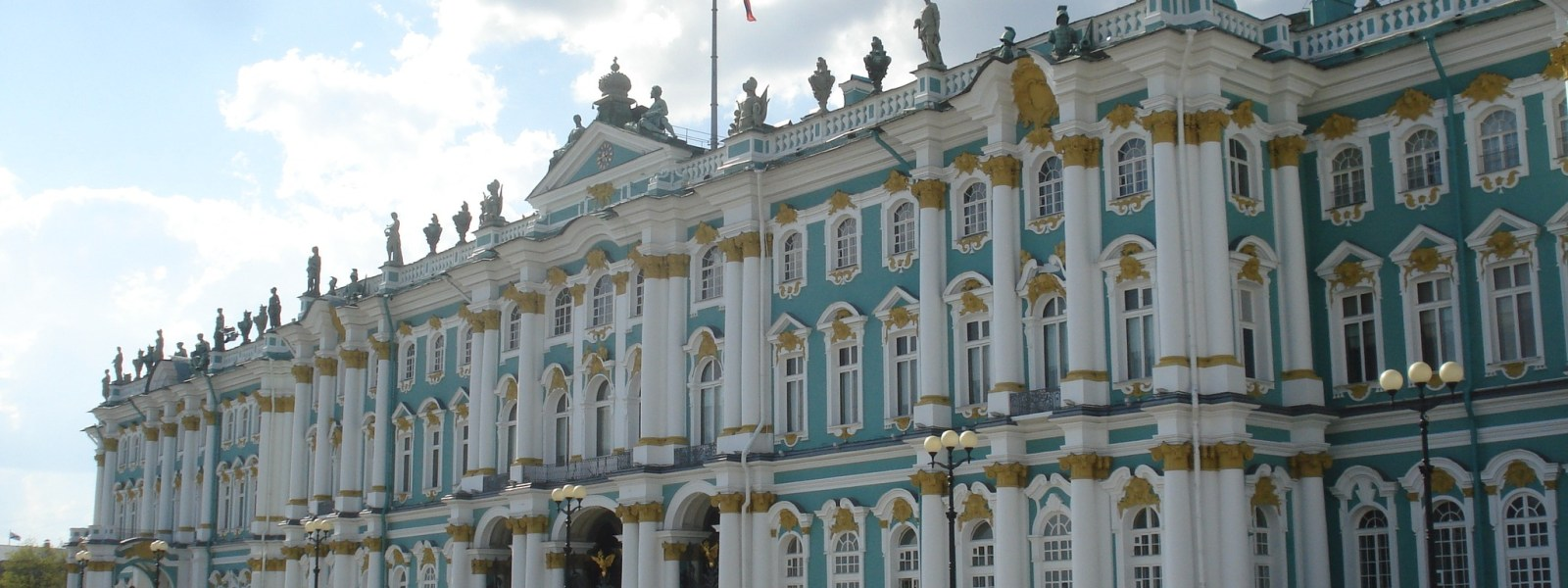 The Hermitage: a museum in a Romanov palace