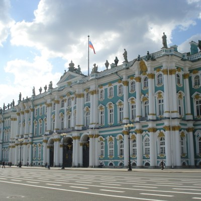 Hermitage | Sint-Petersburg | Saint Petersburg | Rusland | Russia | The Orange Backpack