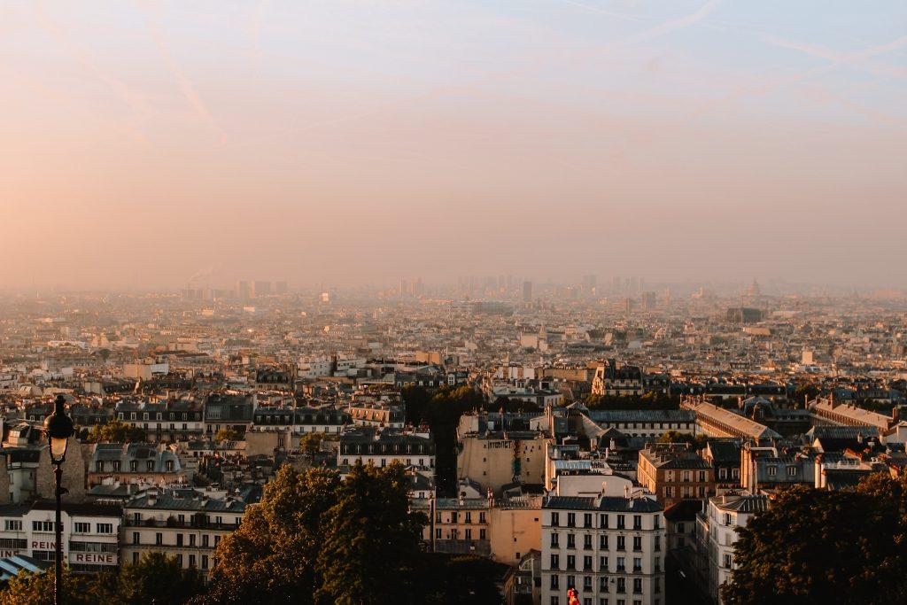 Montmartre | Parijs | Paris | The Orange Backpack