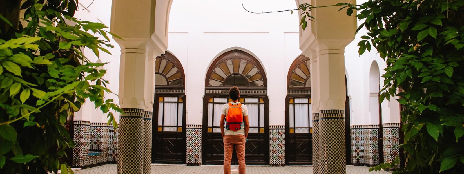 De Grote Moskee van Parijs: unieke en verborgen plek in Parijs
