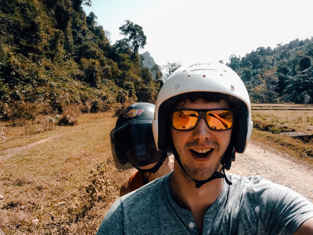 Vang Vien | Laos | The Orange Backpack