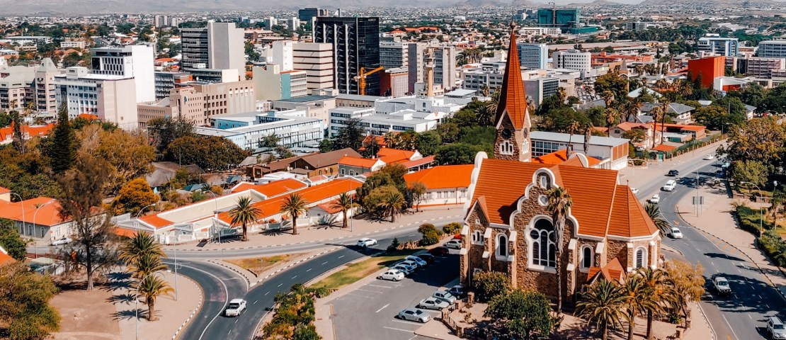 Windhoek | The Orange Backpack