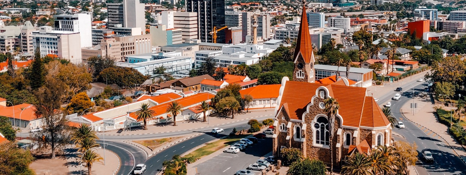 The most beautiful hotels in Windhoek