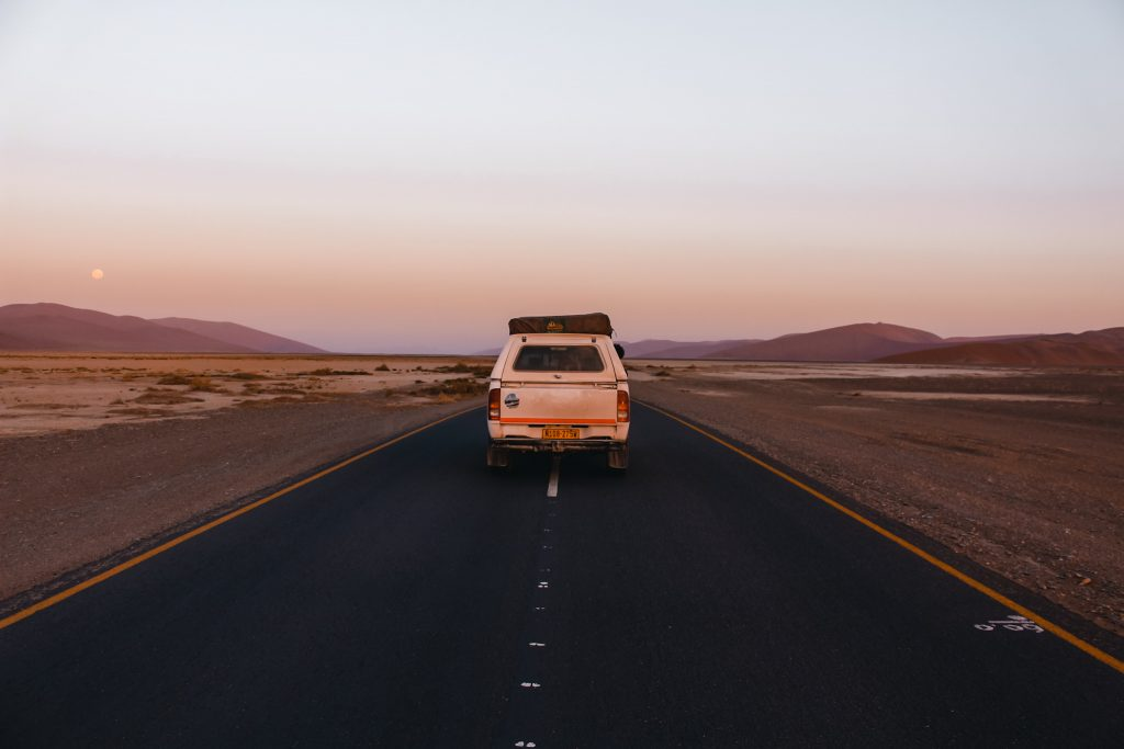 Most beautiful roads Road trip Namibia | Most beautiful roads Road Trip Namibia | The Orange Backpack
