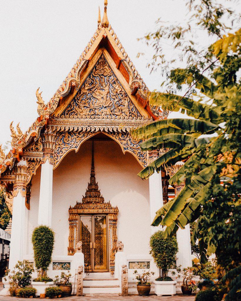 Bangkok | The Orange Backpack