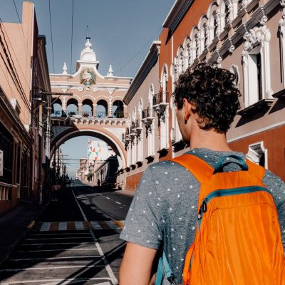 Guatemala City | The Orange Backpack
