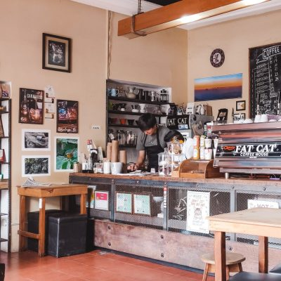 Fat Cat coffee | Antigua | Guatemala