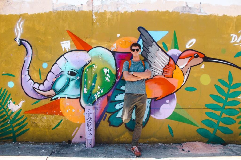 Grafitti Guatemala City | Guatemala