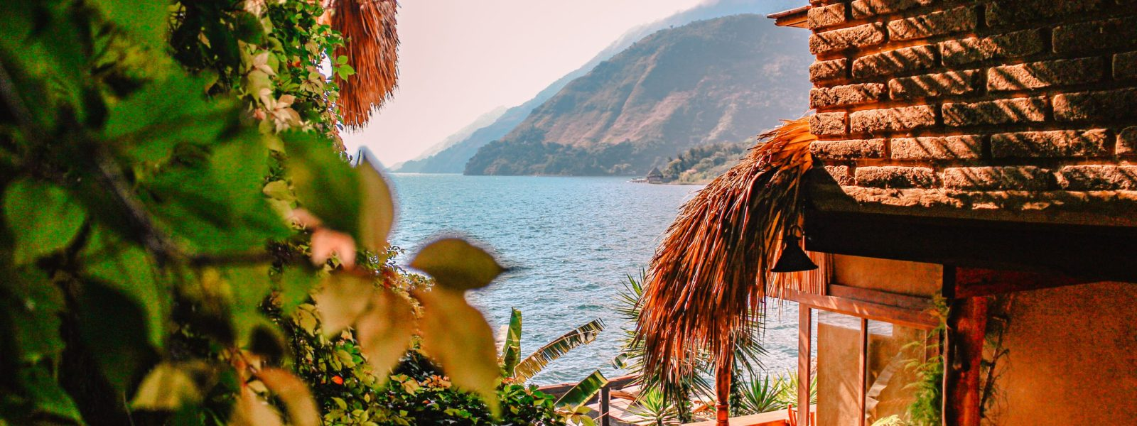 Honeymoon at Laguna Lodge at Lago Atitlan
