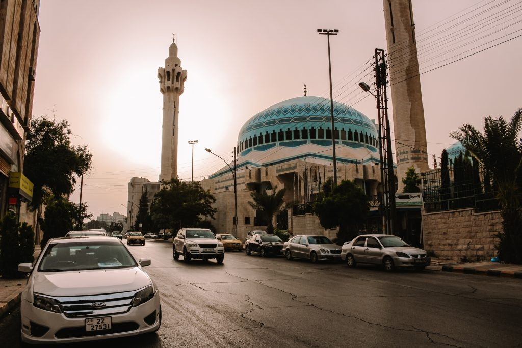 Driving in Jordan | Driving in Jordan | Road Trip | The Orange Backpack