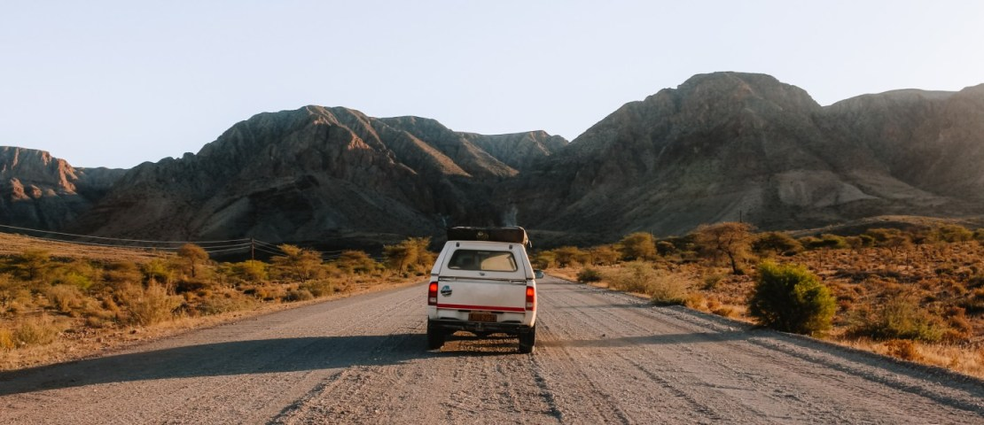 Tips for your rental car and driving in Namibia