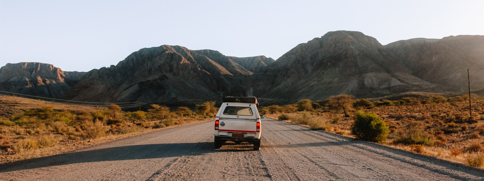 Renting a car in Namibia: self-drive, roads and rental tips